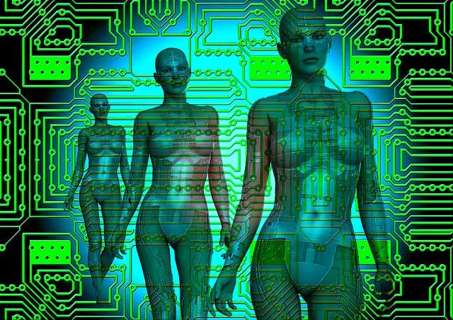 virtuální postavy