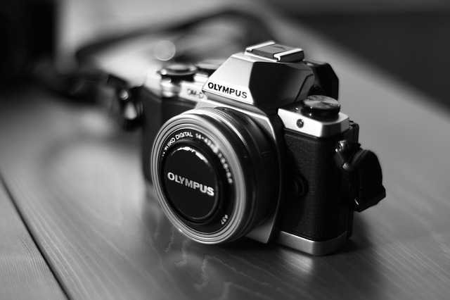 olympus digitální fotoaparát