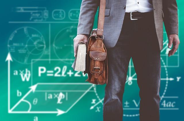 Učitel, škola, profese.