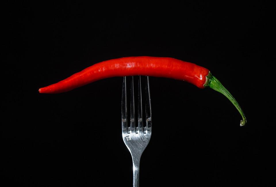 pálivá paprička